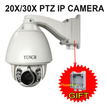 POE CCTV Camera IP  20X  Zoom Camera  High Speed Dome Network 1080P Auto Tracking PTZ IP Camera Surveillance Security camera IP