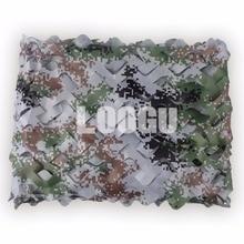 Vilead 9 видов цветов 1.5 м * 4 м лесной джунгли цифровой камуфляж сетка камуфляж для охоты кемпинг panitball камуфляж сетки