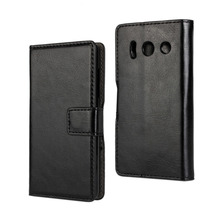 Coque Huawei Ascend Y300 Flip Leather Case U8833 Cover Fundas Capa Huawei Y300 Cell Phone Cases Etui Accessory Bags