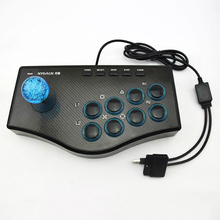 For PC PS3 Gaming USB Wired GamePad for PC Game Controller Arcade Game Joystick USB Fight Controller Gamepad Mame