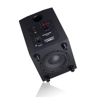Queenway SUB 80 8 Powered Subwoofer Active Subwoofer Active Bass Reflex Speaker Unit AC100 240V