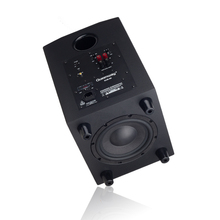 Queenway SUB-80 8″ Powered Subwoofer Active Subwoofer Active+ Bass Reflex Speaker Unit AC100-240V