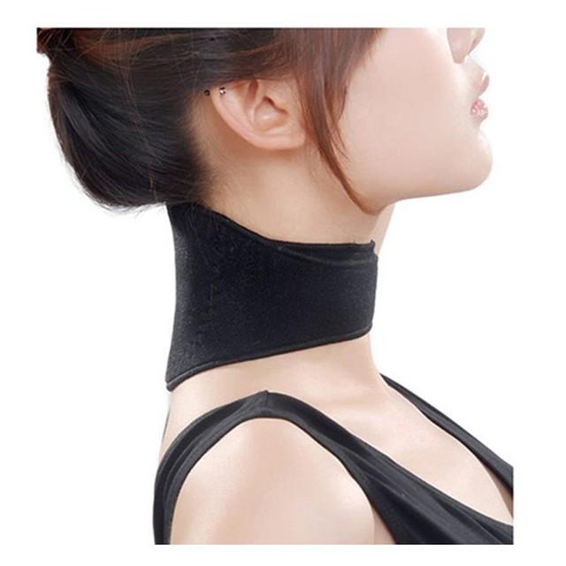 3 Unids/set autocalentamiento Turmalina Cinturón Terapia Magnética de Cuello Cintura Rodilleras Soporte Corrector de Postura Brace Massager Productos