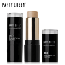 Party Queen Makeup Corrector Creamy Face Concealer Foundation Stick 6 Colors Oil Free Concealer Full Cover Blemish Contour Stick