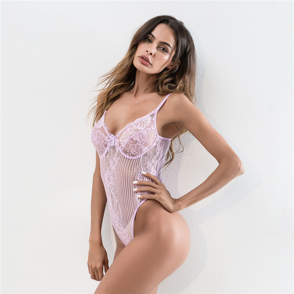 HTB1NjdbXFzsK1Rjy1Xbq6xOaFXaG - Cryptographic hot sale sheer lace bodysuit women backless transparent mesh bow sexy jumpsuit 2018 catsuit straps bodysuits thong