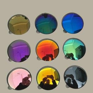 Image 1 - 2Pcs 1.56 1.61 1.67 Index Aspheric Polarized Sunglasses Lens Optical Prescription Myopia Presbyopia Recipe Sun Glasses Lenses