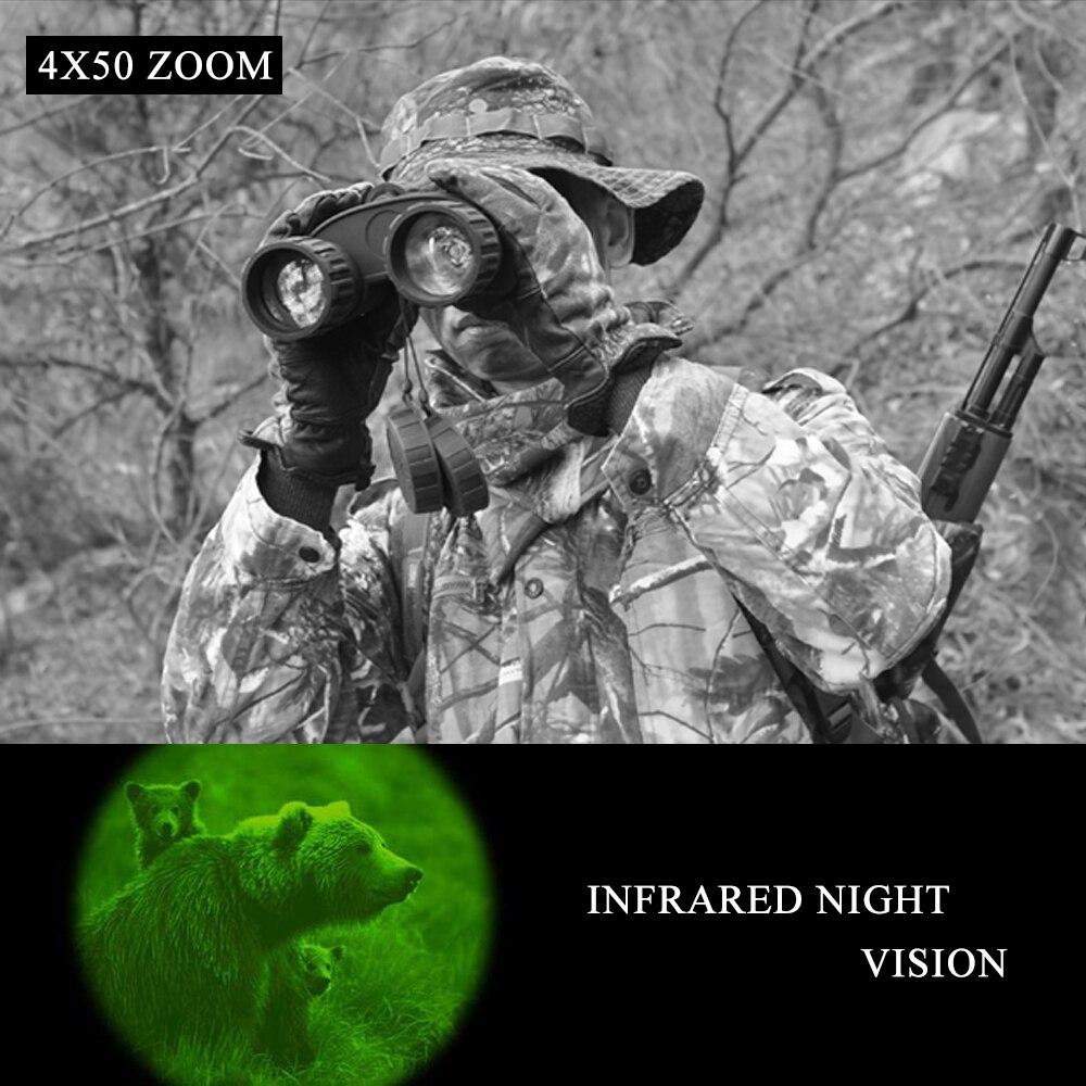4X50mm ციფრული ღამის ხედვა - კემპინგი და ლაშქრობა - ფოტო 4