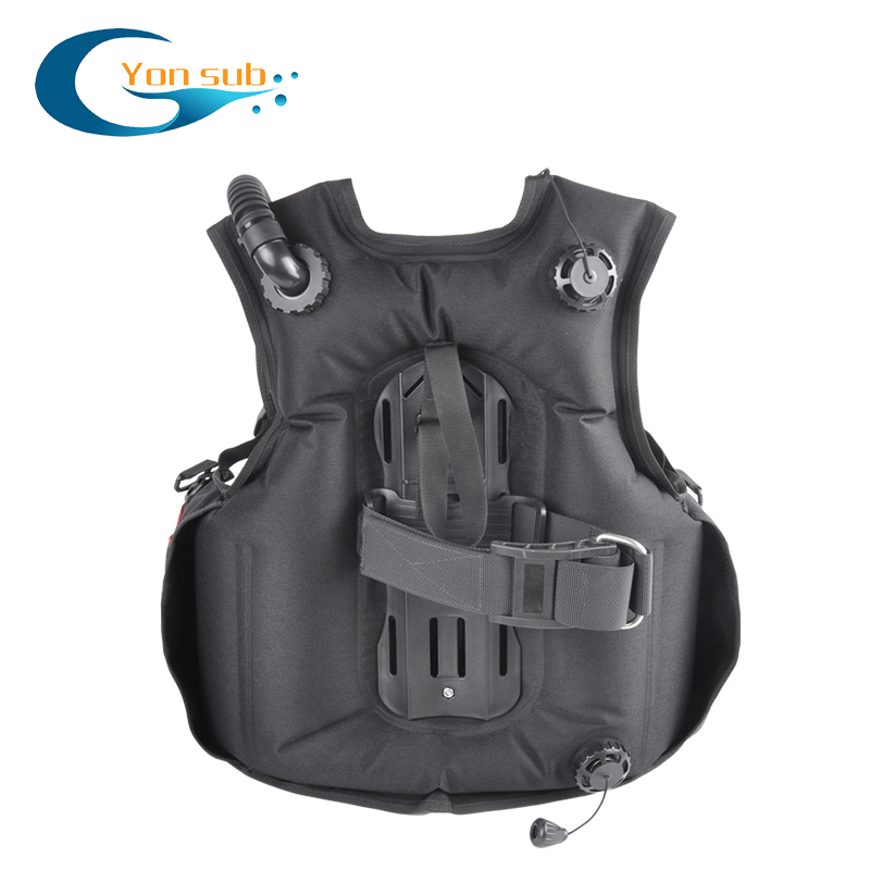 YONSUB BCD Jacket Fully Accessorized Scuba Diving Buoyancy Compensator for Beginner with Quick Release Weight Integrated Pocket in Pool Accessories from Sports Entertainment