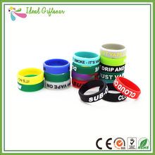 Neue silikon vape band Mod vape band ring customized vape ring(China)