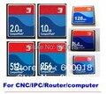 100% Industria de La tarjeta de memoria Compact Flash CF 128 MB 256 MB 512 MB 1 GB 2 GB Tarjeta de Memoria Precio para CNC ROUTER IMPRESORA IPC 20 UNIDS/LOTE