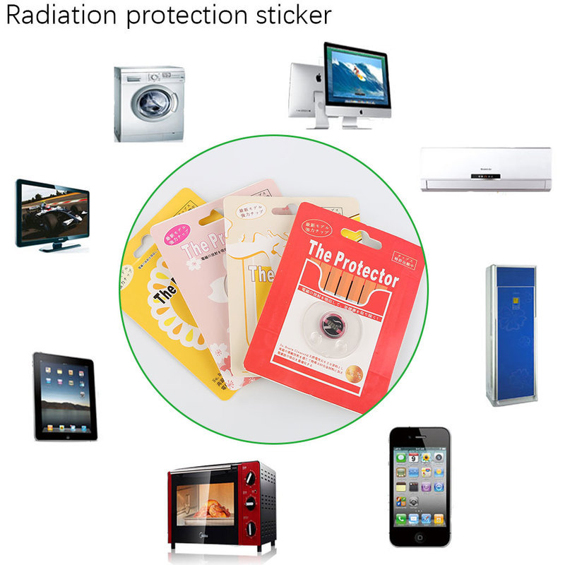 Phone Sticker Anti Radiation Chip Shield Keep Health Laptop Anti Protection For Pregnant Woman Radiation Protection For Xiaomi