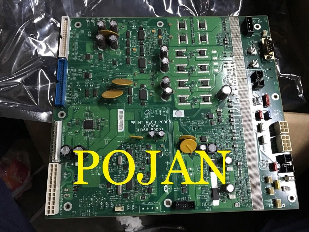 CH955-67030 CH956-67030 Printmech PCA for Designjet L25500 42-60 inch PCB05 PS plotter ink printhead parts ch955 67021 sausalito pci pca main controller card for designjet l25500 60 inch plotter parts free shipping
