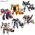 Optimus Transformation Robots Action Figures Classic Toys For Children Christmas Gift Model Finished Goods
