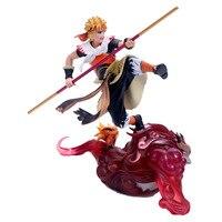 Figurine Naruto Shippuden Uzumaki Naruto Cosplay The Monkey King PVC Series Megahouse Action Figure Collection Model Toys