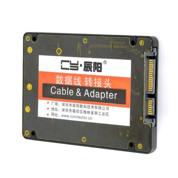 Jimier 2 in 1 SATA 3.0 to Combo M.2 NGFF B-key & mSATA SSD Converter Case Enclosure Adapter for  B-key or B/M-key socket NGFF jimier 2 in 1 sata 3 0 to combo m 2 ngff b key
