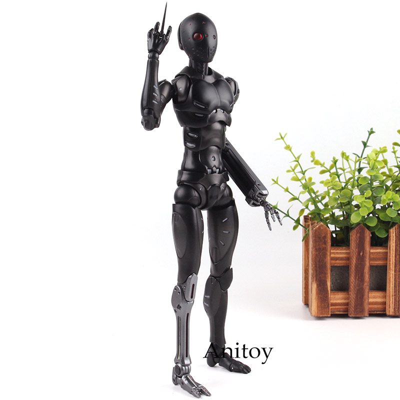 Heavy Industries Sentinel 1000 Toys 1/6 CaRB Synthetic Human Experimental PVC Figures Collection Model Toys 29cm image