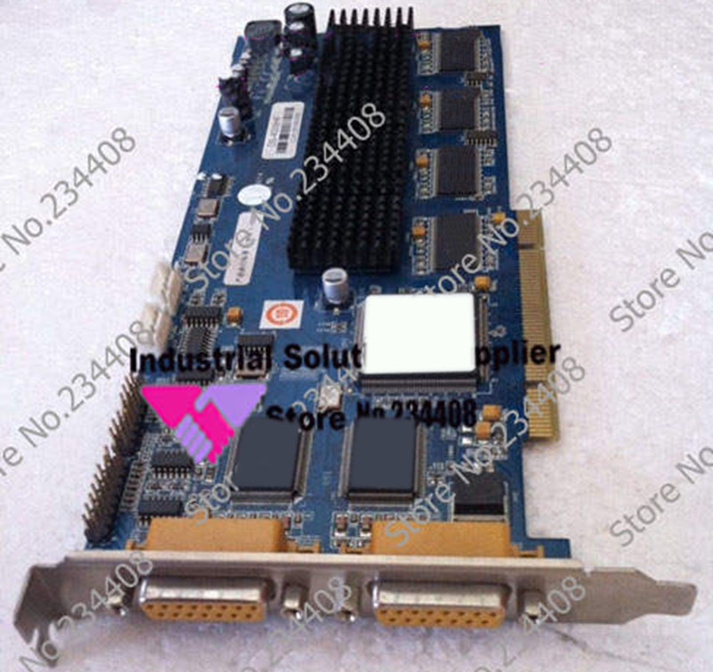 DS-4008HF video card collection card monitoring card 100% tested perfect quality цена