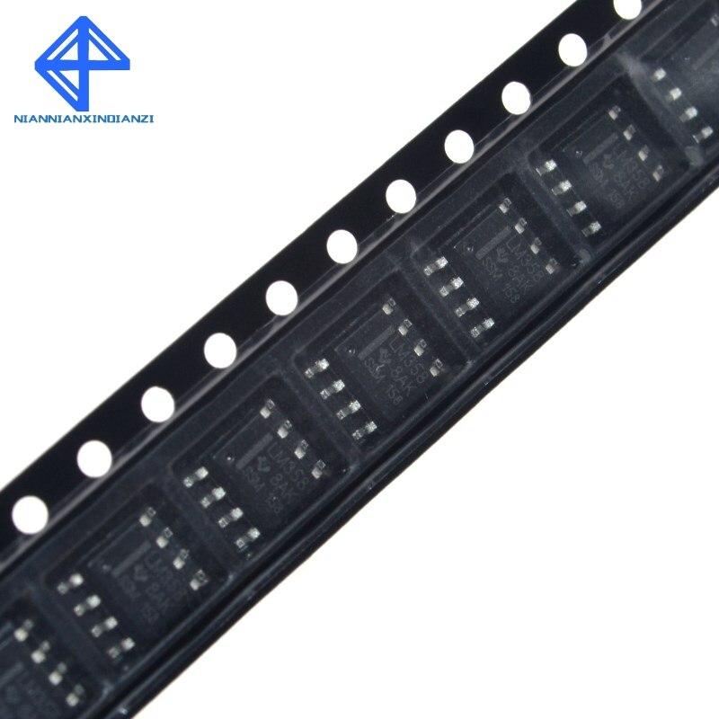 10 шт. LM358DR SMD усилители двойные производственные усилители SOP8 LM358