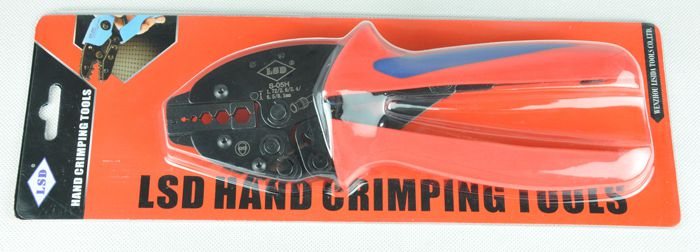 new! S-05H crimping tool pliers for coaxial BNC cable connectors RG55 RG58 RG59
