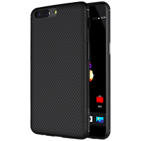 New Arrival Oneplus 5 Cases NILLKIN Synthetic Fiber Back Cover Case For One Plus 5 Silicon
