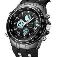Топ спортивные кварцевые часы для мужчин часы 2019 водостойкий Кварц цифровой мужской лучший бренд класса люкс наручные часы Relogio Masculino