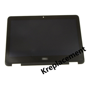 """For Dell inspiron 11 3168 LED LCD Touch Screen Assembly Replacement HD 1366x768 11.6"""" with Frame"""
