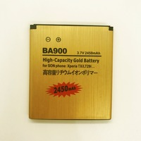 100 High Capacity Replacement Battery BA900 For Sony Xperia GX TX LT29i SO 04D S36H ST26I