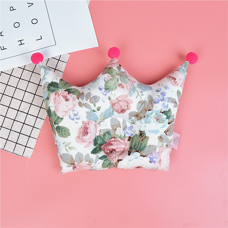 Shaping Pillow Baby Newborn Cute Backrest Cushion 0-1 Years Old Anti-head Correction Pillow Bedroom Bedding Room Decoration 14