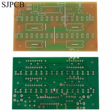 SJPCB Produce Single One Layer Side PCB (Printed Circuit Board) Prototype Sample Test Small Minimum Quantity OK Need Send File
