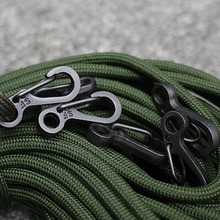 Set of Carabiner Hooks