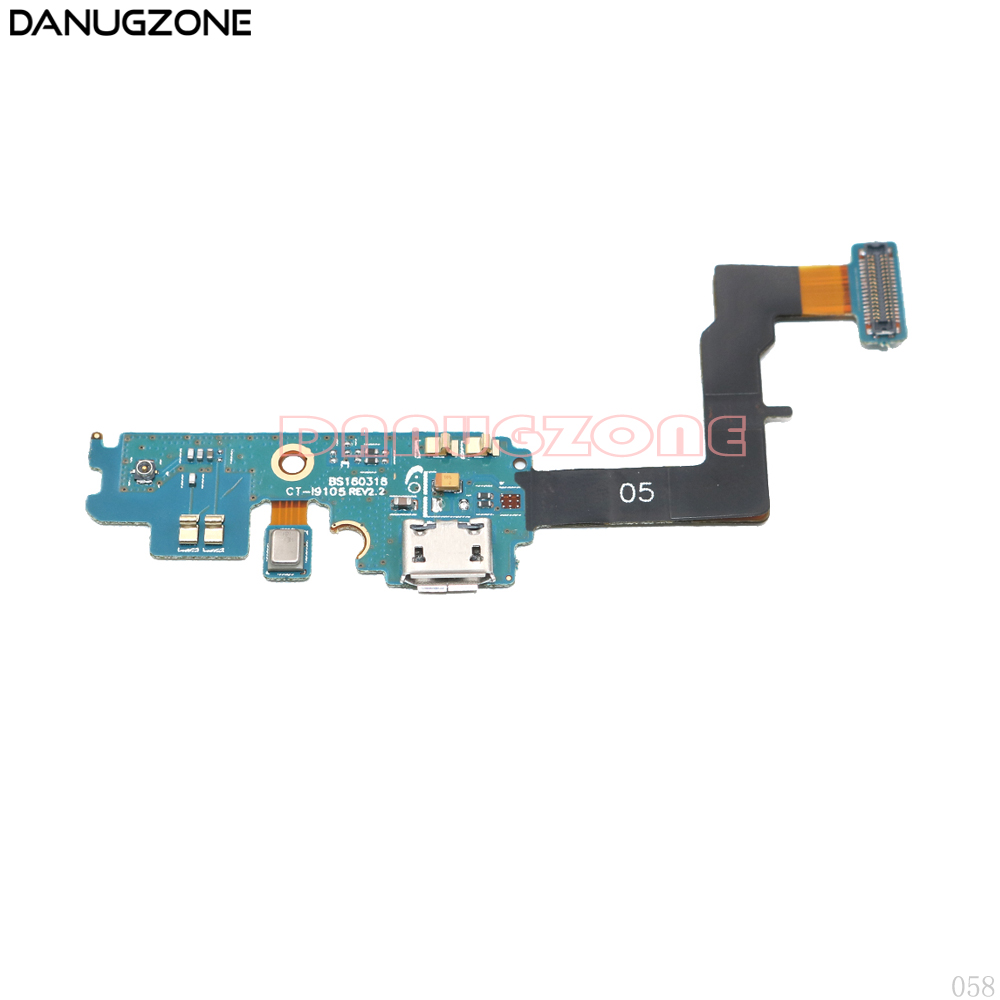USB Charging Dock Connector Charge Socket Port Jack Plug Flex Cable For Samsung Galaxy S2 I9105 GT-i9105