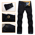Billionaire Italian Couture jean men's 2016 launching autumn and winter commerce comfort solid color male trouser free shipping