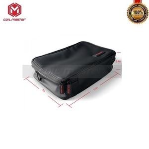 Image 2 - Оригинальная катушка мастер Vape сумка для электронных сигарет комплект коробка мод распылитель для электронной сигареты резервуар DIY инструмент испаритель защитный мешок