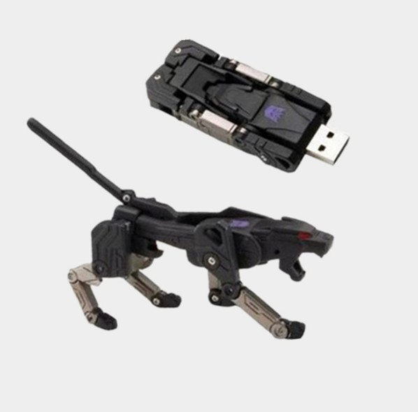 Nueva venta caliente Transformers robot USB Flash Drive pen drive 64 GB 32 GB 128 GB 16 GB 256 G u disco pendrive Memory Stick regalo fresco