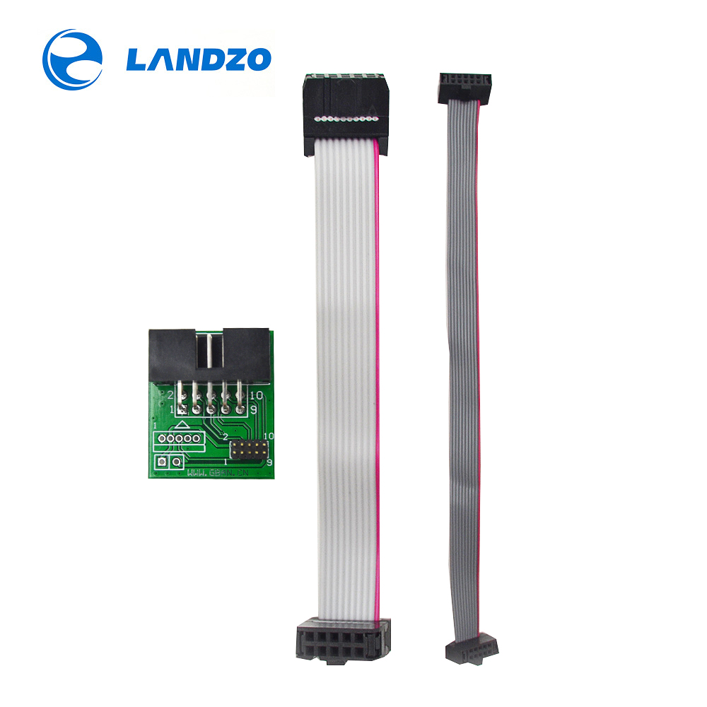 Downloader Cable Bluetooth 4.0 CC2540 Zigbee CC2531 Sniffer USB Dongle BTool Programmer Wire Download Programming Connector