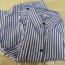Women Striped Long Sleeve LP01