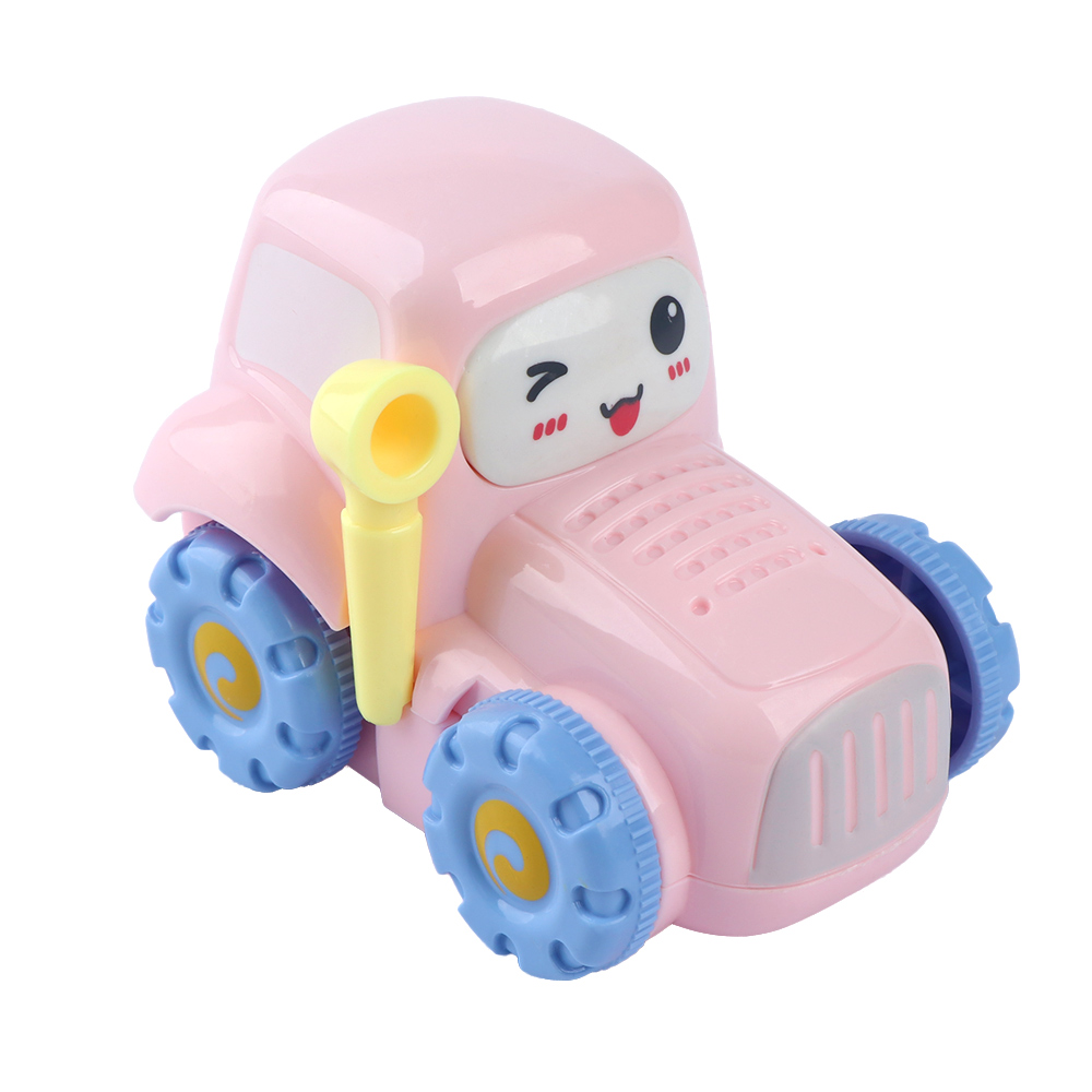 1Pc Lovely Inertia Car Toy Vehicles Children Cute Education Toys Gifts <font><b>Diecasts</b></font> Toy Car Vehicles Random Color image