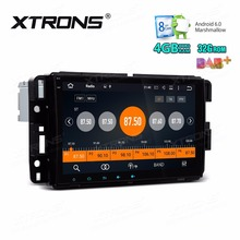 8″ Octa-Core Android 6.0 OS Car Multimedia GPS Radio for Hummer H2 2008-2009 with 4GB RAM 32GB ROM & 4G/3G/WIFI Internet Support