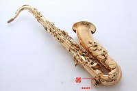 France Henri Selmer Bb Tenor Saxophone High Quality Instruments Super Action 54 Series II Brass Gold