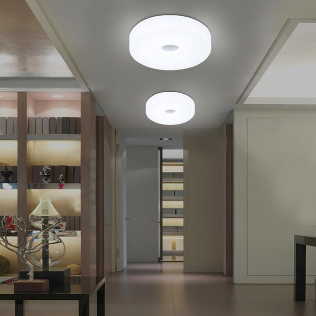 Fake Ceiling Designs Living Room: Modern Lighting Ceiling Led Lamp Living Room Stairs