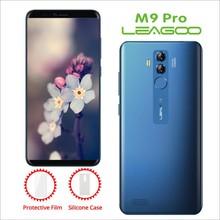 "LEAGOO Stock M9 Pro Cellphone 5.72""HD+ IPS Display 2GB RAM 16GB ROM Android 8.1 Quad Core 3000mAh 4GLTE Fingerprint Mobile Phone"