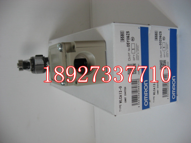 [ZOB] Supply of new original Omron omron limit switch WLCA12-Q --2PCS/LOT [zob] supply of new original omron electronic counter h7ec nv voltage output 2pcs lot relay