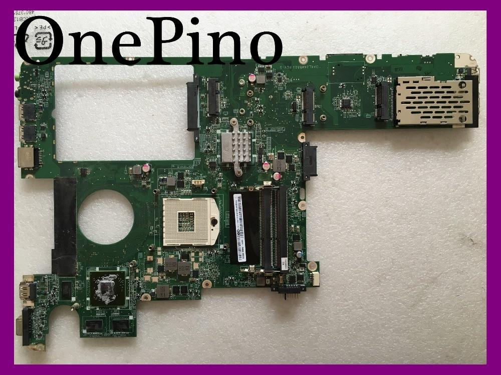 11S11021376 DAKL3AMB8G1 Motherboard For Lenovo Y560 Laptop Motherboard HM55 DDR3 1GB Testede