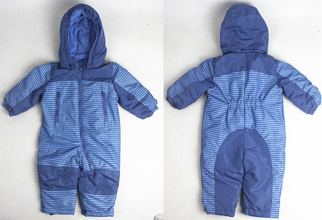 lupilu 6m 4years baby& kinderen winter warm skipak