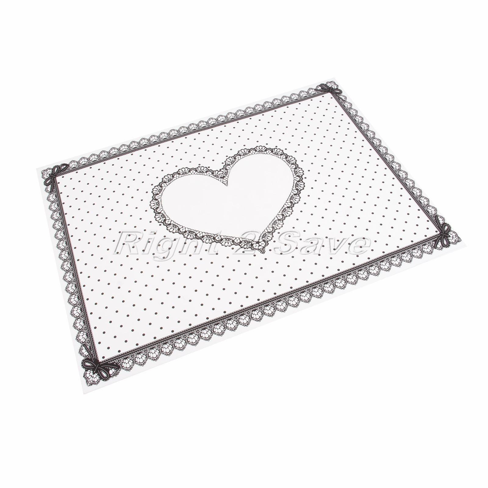 Nail Art Silikon Tischset 40x30 Cm Weiß/schwarz/rosa/rose Rot/lila Professionelle Salon Maniküre Ausrüstung Gute QualitäT Handauflagen Schönheit & Gesundheit