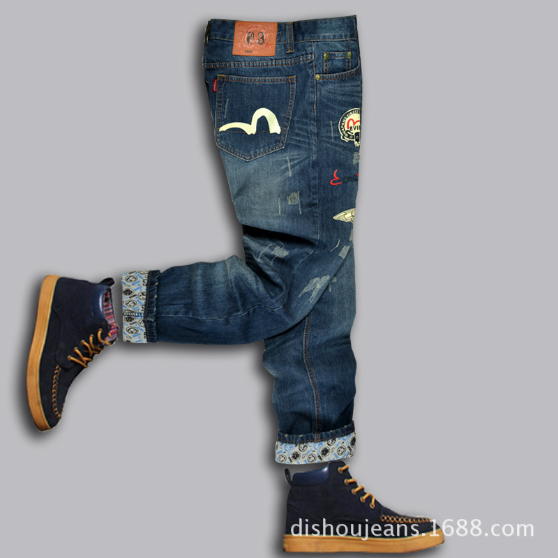 Aliexpress.com : Buy 2015 spring famous brand biker ripped jeans ...