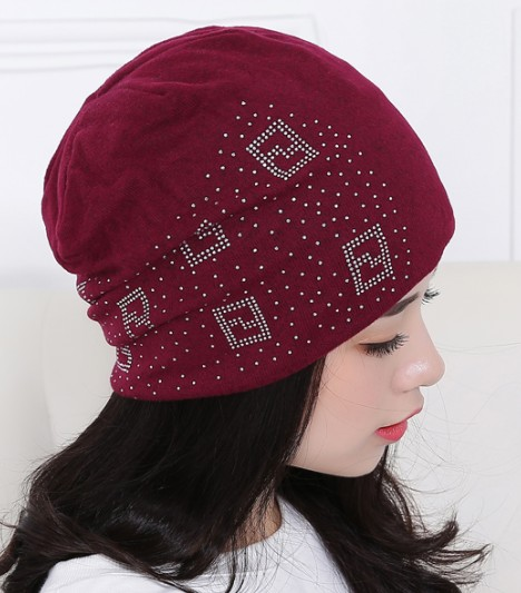 9f321bb740ba4 Dropwow 2018 Beanie Hats For Women Beanies Autumn And Winter Brand ...
