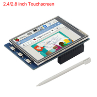 Raspberry Pi 3 Model B+ 2.8 inch 2.4 inch Touchscreen 320*240 LCD TFT SPI Display for All Version Raspberry Pi with Touch Pen