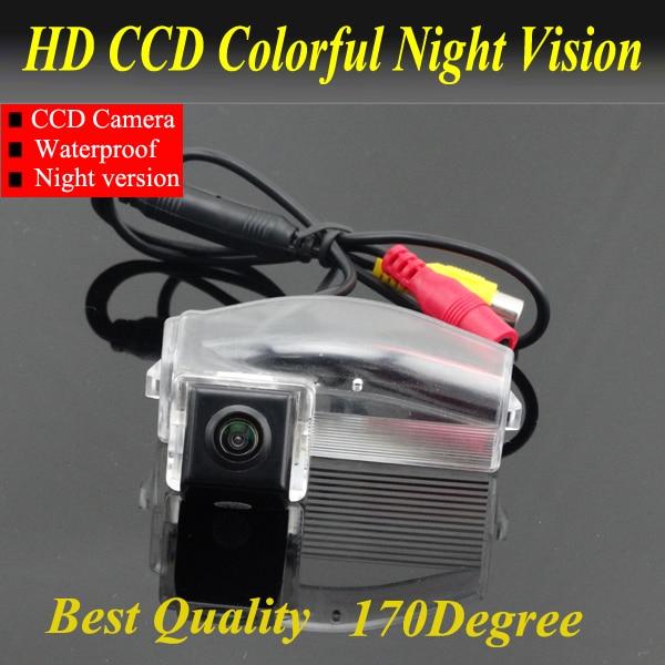 Камера заднего вида для автомобиля, парковочная система, камера заднего вида для Mazda 2/Mazda 3, ночное видение
