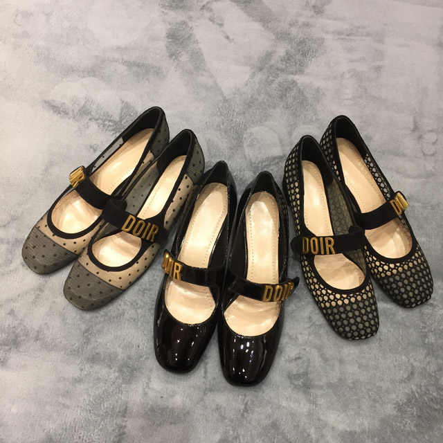 2019 early spring new ladies fashion D luxury brand design Mary Jane low  heel low to 2942b4ba3cb6